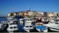 Rovinj with Ashley Video Guide
